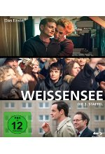 Weissensee - Staffel 3 Blu-ray-Cover