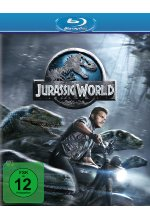 Jurassic World Blu-ray-Cover