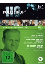 Polizeiruf 110 - HR Box 1  [3 DVDs] DVD-Cover