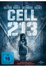 Cell 213 DVD-Cover