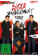 Anger Management - Staffel 4  [3 DVDs] DVD-Cover
