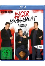 Anger Management - Staffel 4  [2 BRs] Blu-ray-Cover