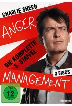 Anger Management - Staffel 5  [3 DVDs] DVD-Cover
