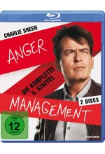 Anger Management - Staffel 5  [2 BRs] Blu-ray-Cover