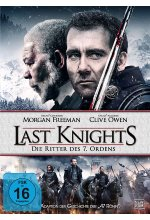 Last Knights – Die Ritter des 7. Ordens DVD-Cover