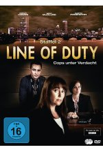 Line of Duty - Cops unter Verdacht - Season 2  [2 DVDs] DVD-Cover