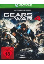 Gears of War 4 Cover