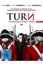 Turn - Washington's Spies - Staffel 1  [4 DVDs] DVD-Cover