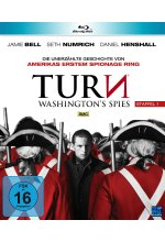 Turn - Washington's Spies - Staffel 1  [4 DVDs] Blu-ray-Cover