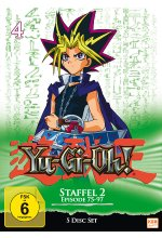 Yu-Gi-Oh! 4 - Staffel 2.2/Episode 75-97  [5 DVDs] DVD-Cover