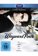 Wayward Pines - Season 1  [2 BRs] Blu-ray-Cover