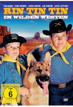 Rin Tin Tin im wilden Westen DVD-Cover