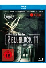 Zellblock 11 Blu-ray-Cover