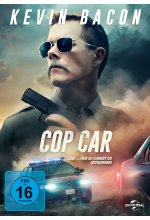 Cop Car DVD-Cover