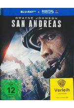 San Andreas Blu-ray-Cover