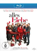 Alles ist Liebe Blu-ray-Cover