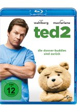 Ted 2 Blu-ray-Cover