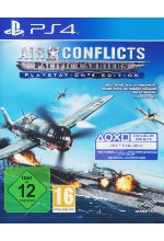 Air Conflicts: Pacific Carriers (Playstation 4 Edition) Cover