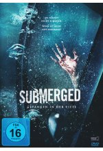 Submerged - Gefangen in der Tiefe DVD-Cover