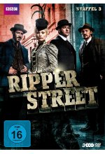 Ripper Street - Staffel 3 - Uncut Version  [3 DVDs] DVD-Cover