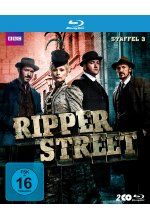 Ripper Street - Staffel 3 - Uncut Version  [2 BRs] Blu-ray-Cover