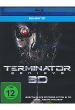 Terminator 5 - Genisys Blu-ray 3D-Cover