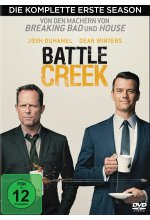 Battle Creek - Die komplette erste Staffel  [3 DVDs] DVD-Cover
