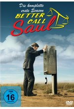 Better Call Saul - Die komplette erste Staffel  [3 DVDs] DVD-Cover