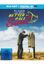 Better Call Saul - Die komplette erste Staffel  [3 BRs] Blu-ray-Cover