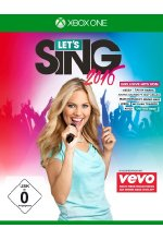 Let's Sing 2016 Cover