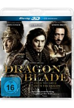 Dragon Blade  (inkl. 2D-Version) Blu-ray 3D-Cover