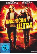 American Ultra DVD-Cover