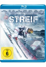 Streif - One Hell of a Ride Blu-ray-Cover
