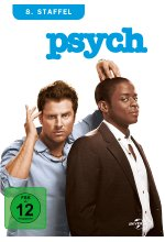 Psych - Season 8  [3 DVDs] DVD-Cover