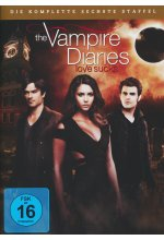 The Vampire Diaries - Staffel 6  [5 DVDs] DVD-Cover