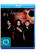 The Vampire Diaries - Staffel 6  [4 BRs] Blu-ray-Cover