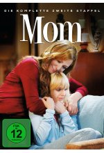 Mom - Die komplette 2. Staffel  [3 DVDs] DVD-Cover
