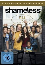 Shameless - Staffel 5  [3 DVDs] DVD-Cover