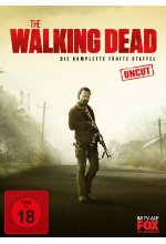 The Walking Dead - Die komplette fünfte Staffel - Uncut  [5 DVDs] DVD-Cover