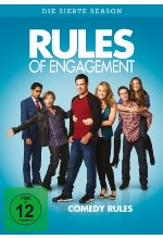 Rules of Engagement - Season 7  [2 DVDs] DVD-Cover
