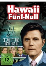 Hawaii Fünf-Null - Season 12  [5 DVDs] DVD-Cover