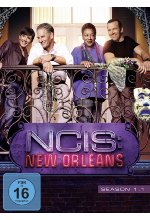 NCIS: New Orleans - Season 1.1  [3 DVDs] DVD-Cover