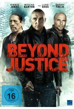 Beyond Justice DVD-Cover