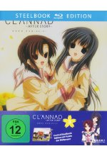 Clannad - After Story Vol. 3 - Steelbook  [LE] Blu-ray-Cover