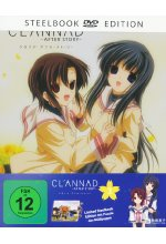 Clannad - After Story Vol. 3 - Steelbook  [LE] DVD-Cover