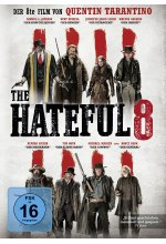 The Hateful 8 DVD-Cover