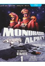 Mondbasis Alpha 1 - Staffel 1/Extended Version  [6 BRs] Blu-ray-Cover