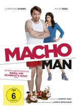 Macho Man DVD-Cover