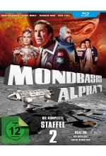 Mondbasis Alpha 1 - Staffel 2 - Digital Remastered  [6 BRs] Blu-ray-Cover