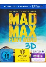 Mad Max: Fury Road Blu-ray 3D-Cover